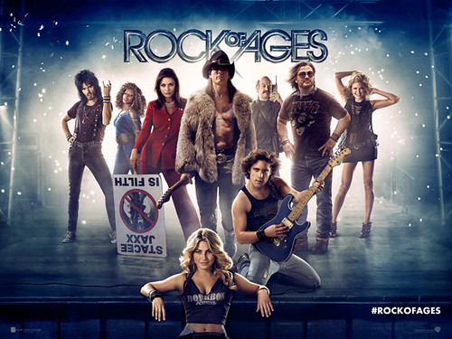Rock of Ages: Pelicula de Homenaje al Hard Rock
