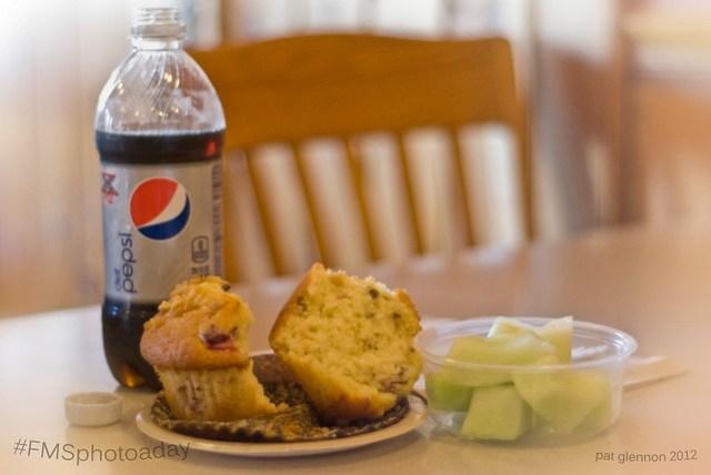 "#FMSphotoaday Nov 3, 2013 ""Breakfast"""