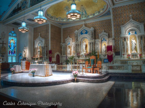 Gesu Church - Downtown Miami