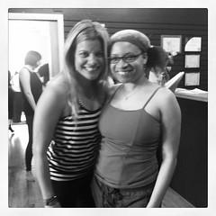 Ashley Turner and Me