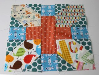 Care bee block #1 for Annabella