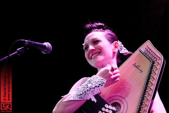 My Brightest Diamond @ Nuits de Fourvière 2012