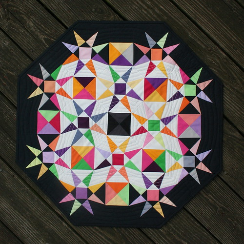 Fab Little Quilt Swap from Lynne @Lily's Quilts