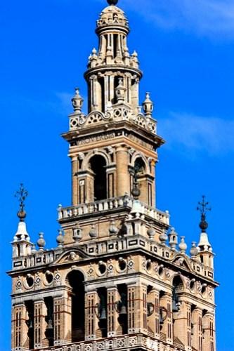 La Giralda Tower (Seville, Spain)