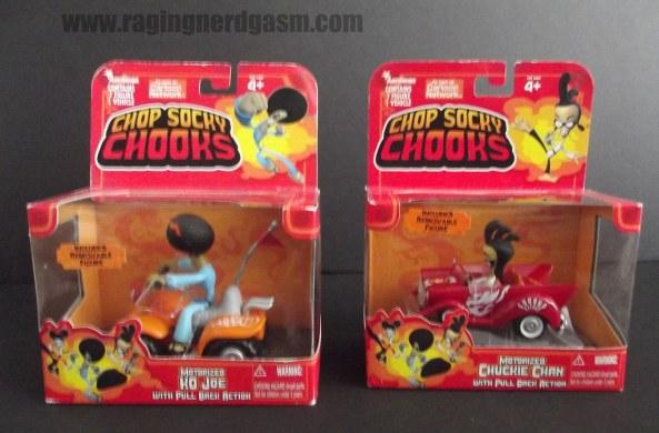 Cartoon Network's Chop Socky Chooks_0081