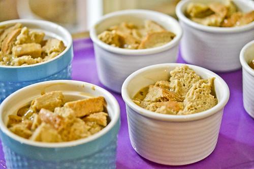 Tiramisu Bread Pudding 7