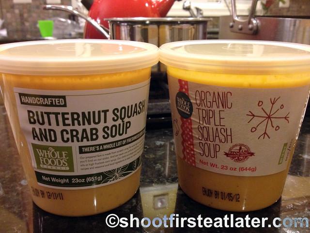 Whole Foods Market soups