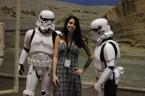 Stormtroopers - Star Wars Celebration VI