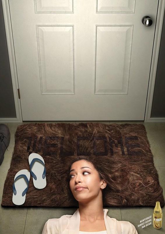 Rudy Hadisuwarno Cosmetics - Dorr Carpet