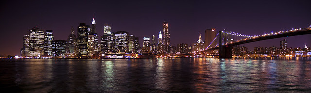 Manhattan de nuit