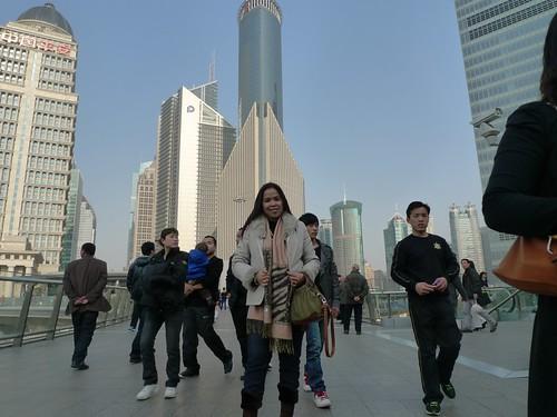 in Shanghai