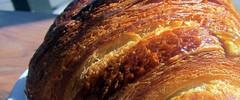 croissant crust at tartine bakery