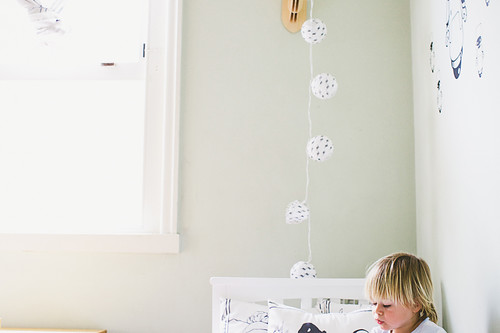 Charming Mint Green Boy's Room