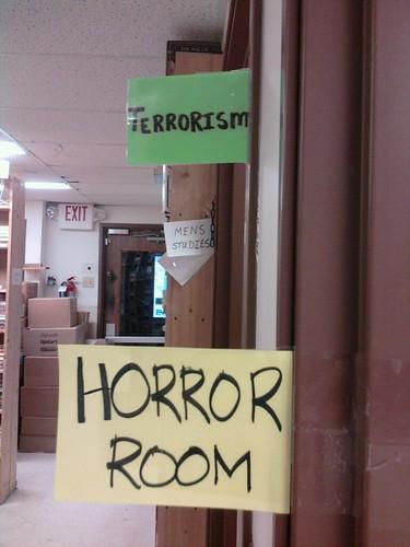horror room