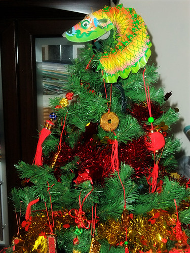 Chinese New Year Tree (1/2)