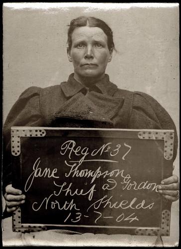 Jane Thompson AKA Gordon