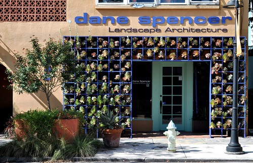 Dane Spencer Landscape Architecture, Historic Burns Square Neighborhood, Sarasota, Fla., Jan. 29, 2012