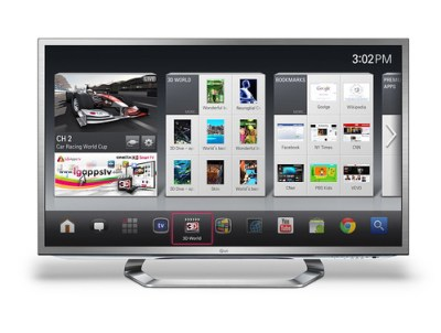 Know the facts before buying an LG Google TV