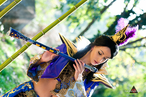 Dynasty Warriors Zhen Ji Cosplay