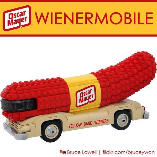 Oh I Wish I Were an Oscar Mayer Wiener!