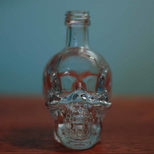 Crystal Skull Vodka (mini)