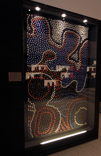 Indigenous art piece from the Jumbana Group