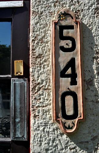 Herald Court Building in Historic Burnse Square Neighborhood, Sarasota, Fla., Jan. 29, 2012