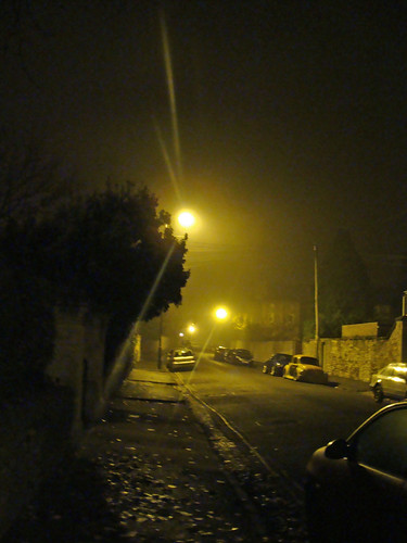 Foggy Clifton 01