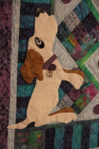 mom\'s quilting