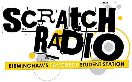 Scratch Radio Logo 2012