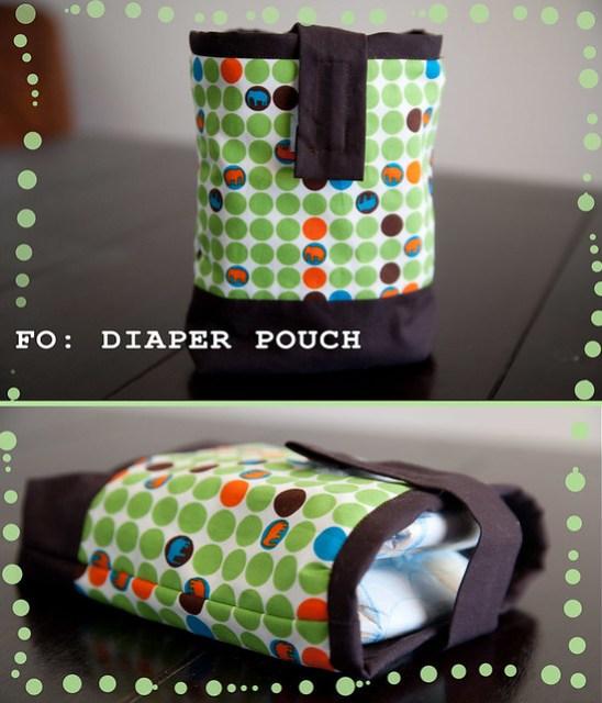 FO: Diaper Pouch