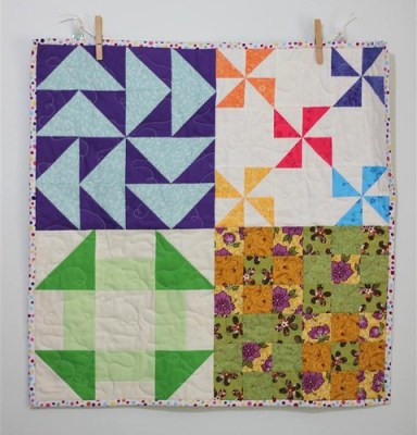 Blanket from Alli