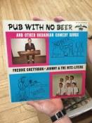 Pub With No Beer? Vintage vinyl score at Ukrainian Cultural Centre in Strathcona