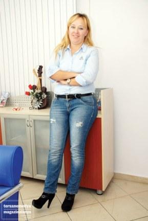 AK Parti Alanya Kadın Kolları Başkanı Mine Karagöz