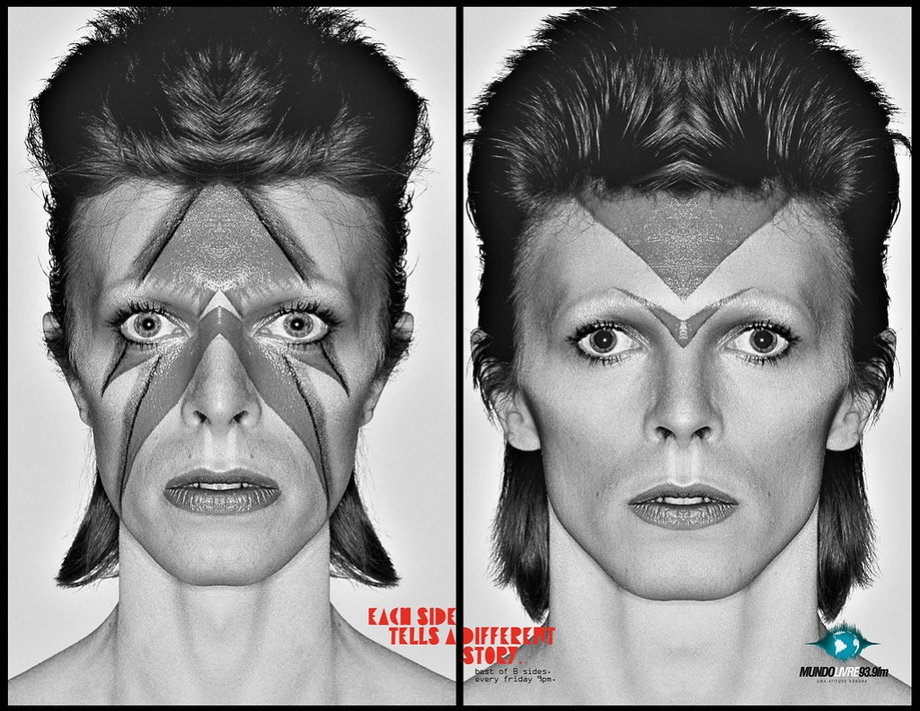Mundo Livr Station - David Bowie