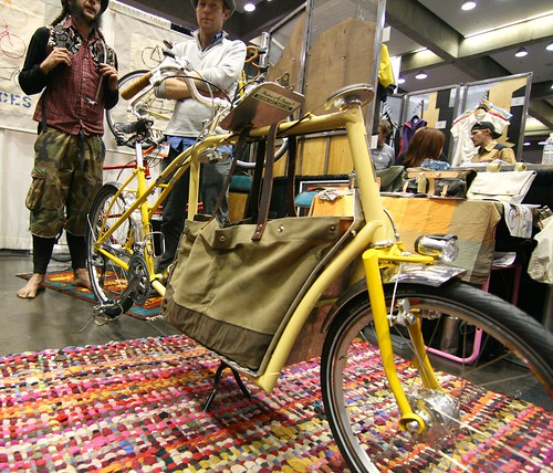 Frances Cycles truck bike