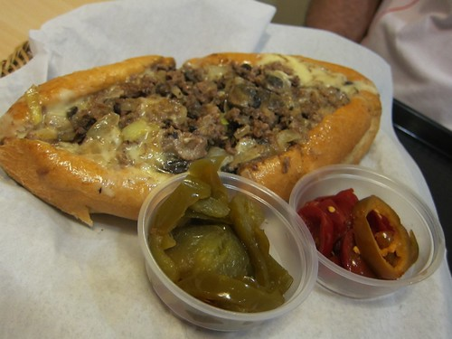 Cheese Steak Shop Manila