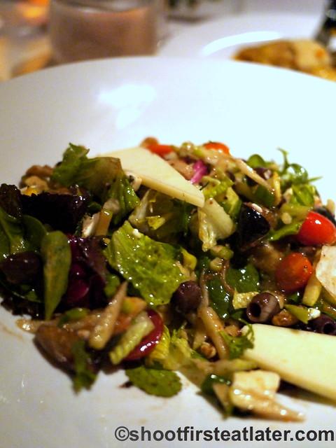 Fig & Olive- Fig & Olive salad $16-001