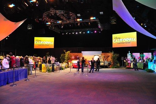 Disney California Adventure Merchandise Showcase Event