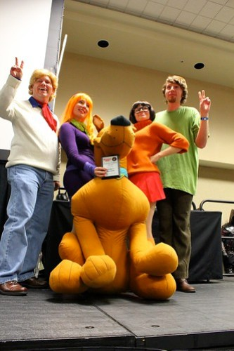 Scooby Doo Gang - MegaCon 2012