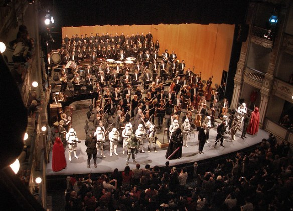 Concierto Star Wars Mlaga