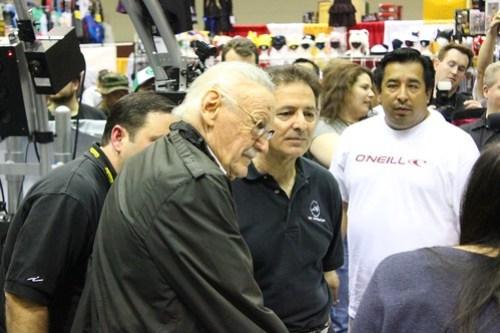 Stan Lee - MegaCon 2012