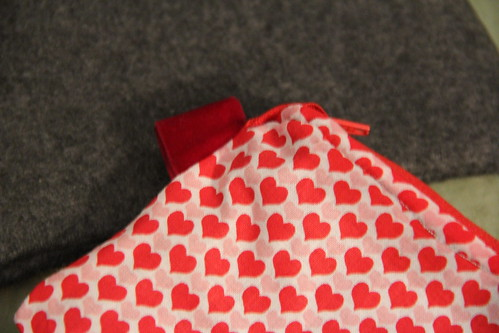 Valentine\'s Pencil case
