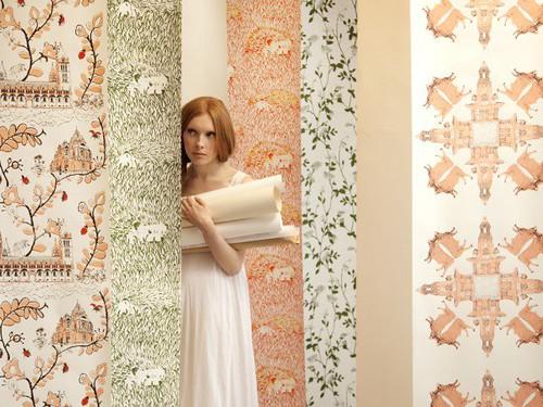 Sian Zeng & Magnetic Wallpaper