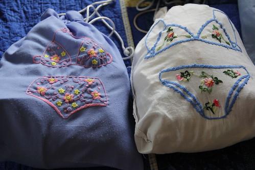 clean/dirty underthing bags