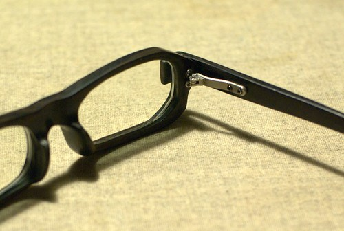 Wood Frame Glasses 4