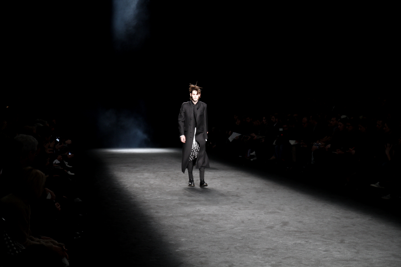 Tuukka13 - 2012_01_21 Ann Demeulemeester - Mens FW 2012 Collection Show, Paris Mens Fashion Week - 4