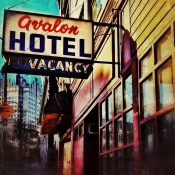 The Avalon Hotel, on the edge of Gastown
