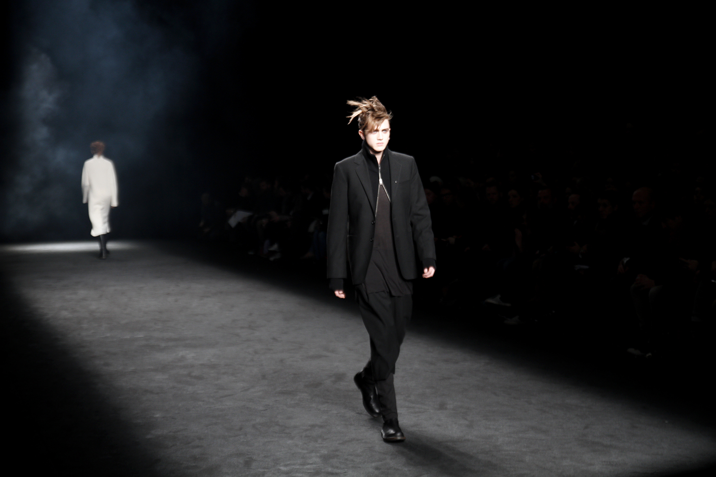 Tuukka13 - 2012_01_21 Ann Demeulemeester - Mens FW 2012 Collection Show, Paris Mens Fashion Week - 9