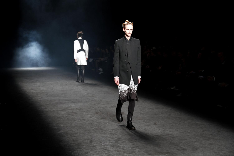 Tuukka13 - 2012_01_21 Ann Demeulemeester - Mens FW 2012 Collection Show, Paris Mens Fashion Week - 22